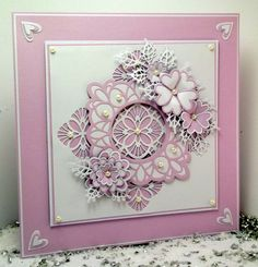 Image result for sue wilson peony diamond frames and tags