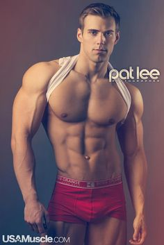 Pur3-seducti0n: Josh Burkard por Pat Lee