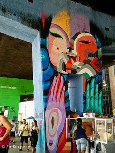 Adicione Cor - Rio de Janeiro, Brazil.