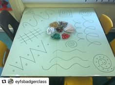 Diy Crafts - -Repost eyfsbadgerclass with make_repost ・・・ One of today's enhanced provision activities, is to work on fine motor skills and explore Motor Skills Activities, Montessori Activities, Classroom Activities, Toddler Activities, Preschool Fine Motor Skills, Preschool Art, Preschool Learning, Learning Activities, Teaching