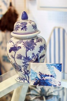 Chinoiserie Chic: One Room Challenge Finale