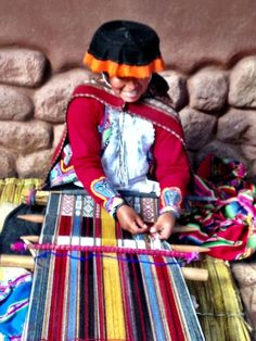 Awanakancha Living Andean Textile Museum by CarlosMeliaBlog.com @ http://carlosmeliablog.com/awanakancha-ancentral-andean-weaving/