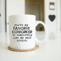 Funny Coworker gift christmas gifts for coworkers gift