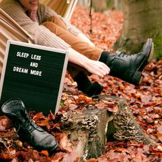 NIENKE VOORINTHOLT  sleep less and dream more