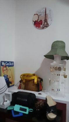Sombrero organza