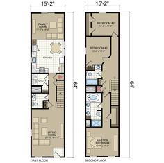 Estate Modular L96475 - Redman Homes | Champion Homes
