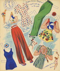 Sixteen Clothes