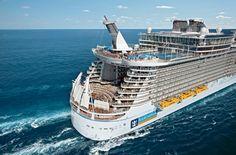 #ship #boat #kuonicruises #kuoni #cruise #cruises #travel #kuonireisen #royalcaribbeaninternational #allureoftheseas