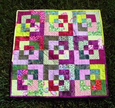Spring Bento Box - Doll Quilt Swap III | Flickr - Photo Sharing!