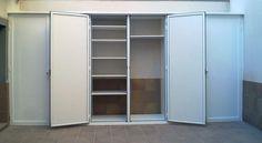 Closet Storage, Locker Storage, Garden Equipment, Tall Cabinet Storage, Condo, Loft, Backyard, House, Furniture