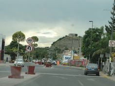 La pirámide del Cerrito en Corregidora, Querétaro.