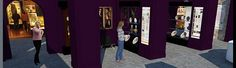 Museum exhibition design project