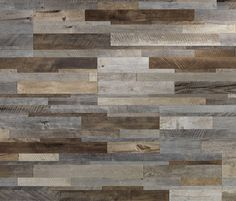 Cube Panel Reclaimed wood alder grey | Admonter. Check it on Architonic