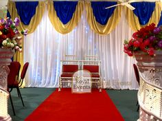 Transform the look of your #venue with #Royal Events Decoration