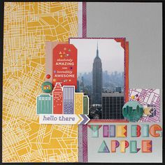 The Big Apple by Mandalika