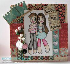 Girlfriends Kaylee and Mae https://www.someoddgirl.com/products/girlfriends-kaylee-mae