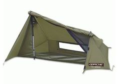 Darche | Hybrid Ultralight Tent Shelter - one person. 1kg. $80