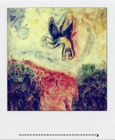 Capitolo 41 (La caduta) http://farefuorilamedusa.com/2014/02/19/41-la-caduta/ Marc Chagall