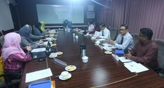 UTM Received Guests from the Implementation Coordination Unit (ICU), Prime Minister's Department