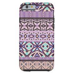 Tribal Pattern - iPhone 6 Case