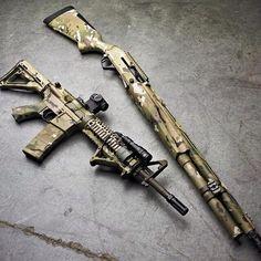 Bag full of guns Assault Weapon, Assault Rifle, Weapons Guns, Guns And Ammo, Zombie Weapons, Zombie Apocalypse, Firearms, Shotguns, Revolvers