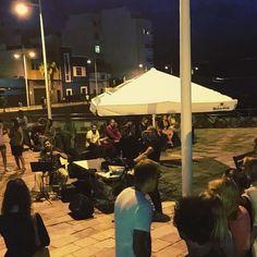 Live. @tropicalbarba  #live #surf #city #liveisbrutal #swim #hitidehostel #polskihostel #vacation #summer #liveauthentic #lumbersexual #water #warsaw #polishhostel #love #coffee #fun #trip #friends #grancanaria #laspalmasdegrancanaria #sweet #boys #girls #hipsters #cheeks #thehostelgroup #traveling #longboard #skateboarding