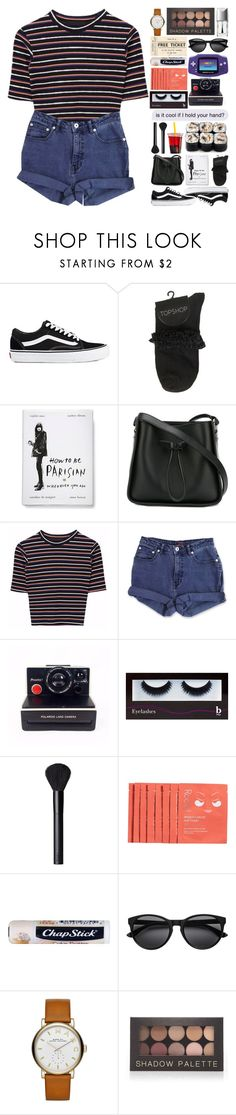 """♡July 27th, 2017 12:00am♡"" by holyguacamole ❤ liked on Polyvore featuring Vans, Topshop, 3.1 Phillip Lim, Jag, BBrowBar, NARS Cosmetics, Rodial, Chapstick, Marc by Marc Jacobs and Forever 21"