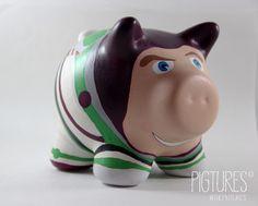 Alcancía Buzz Lightyear | Pigtures