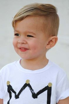Image Result For Toddler Boy Haircuts Fine Hair Awanas Boy