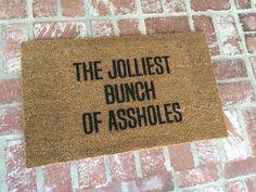 NEW The Original The Jolliest Bunch of Assholes by ShopJosieB