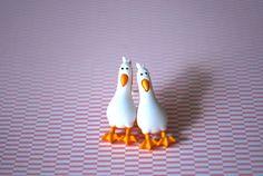 Seagull Earrings -- Finding Nemo Earrings, Seagull Studs, Finding Dory, Seagull, Mine mine mine