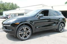 2014 Porsche Cayenne Base AWD Cayenne 4dr SUV SUV 4 Doors Black for sale in Tallahassee, FL Source: http://www.usedcarsgroup.com/used-porsche-for-sale-in-tallahassee-fl