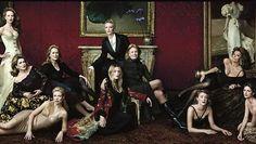 2001: Nicole Kidman, Catherine Deneuve, Gwyneth Paltrow, Meryl Streep, Cate Blanchett, Kate Winslet, Vanessa Redgrave, Chloe Sevigny, Sophia Loewn, Penelope Cruz