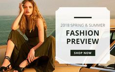 2018 SPRING & SUMMER FASHION PREVIEW