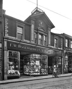 Photograph-Woolworths, Kingston-upon-Thames Photo Print expertly made in the USA London Boroughs, Kingston Upon Thames, The Bedford, Photographs Of People, Greater London, London England, Poster Size Prints, Photo Mugs, Street View