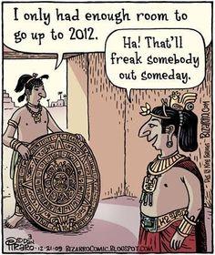 Mayas...True story of 2012.