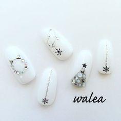 Diseño de navidad en color blanco y plateado