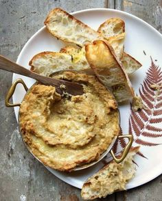Warm Fennel and Parmesan Dip