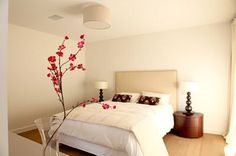 Quelle couleur pour une chambre feng shui ?