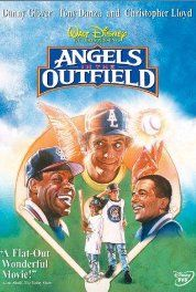 Angels in the Outfield (1994) Poster