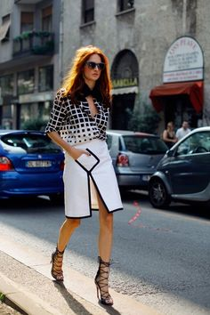 Taylor Tomasi Hill. Love how she work those heels with this Outfit! My Kind of Style Icon!