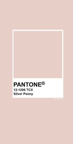 0 241 total views, 9 views today Pantone – Pantone Silver Peony The perfect iPhone wallpaper pictures. Pantone Color Chart, Pantone Colour Palettes, Pantone Colours, Pantone Swatches, Color Swatches, Colour Pallette, Colour Schemes, Carta Pantone, Geometric Wallpaper Iphone