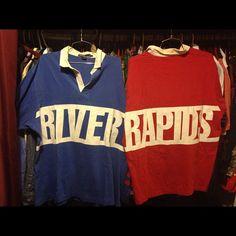 river rapid twins