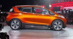 2018 Chevrolet Bolt Features Interior and Engine - New Car Rumors