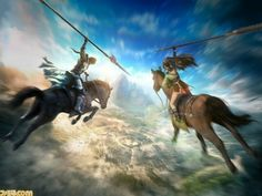 Dynasty Warriors 9 online and local co-op update/demo Nov 1 Video Game Trailer, Video Games, Dynasty Warriors, Xbox One, Horses, Play, Technology Articles, Latest Technology, Animals