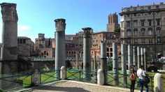 Experience the great beauty of  Rome on our walking tours! You'll see the magnificent ancient Roman ruins, the masterpieces of the Renaissance and the Baroque fountains. http://www.rome4all.com/en/tours-rome