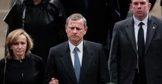 Ten days before Justice Antonin Scalia died, Chief Justice Roberts said that the Senate should ensure that nominees are qualified, and leave politics out of it.