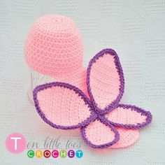 Love in Crochet: *FREE* Butterfly Costume Crochet Pattern