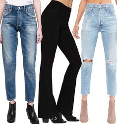 Shopping for jeans can be tough, here are the best jeans for women with big hips.