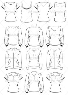 Pin by Me on Draw tips in 2019 Drawing clothes, Drawings, Art draw tips - Drawing Tips Shirt Drawing, Body Drawing, Manga Drawing, Woman Drawing, Shirt Sketch, Drawing Techniques, Drawing Tips, Drawing Sketches, Art Drawings